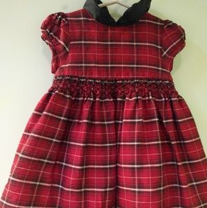Gymboree 2T Plaid Dress